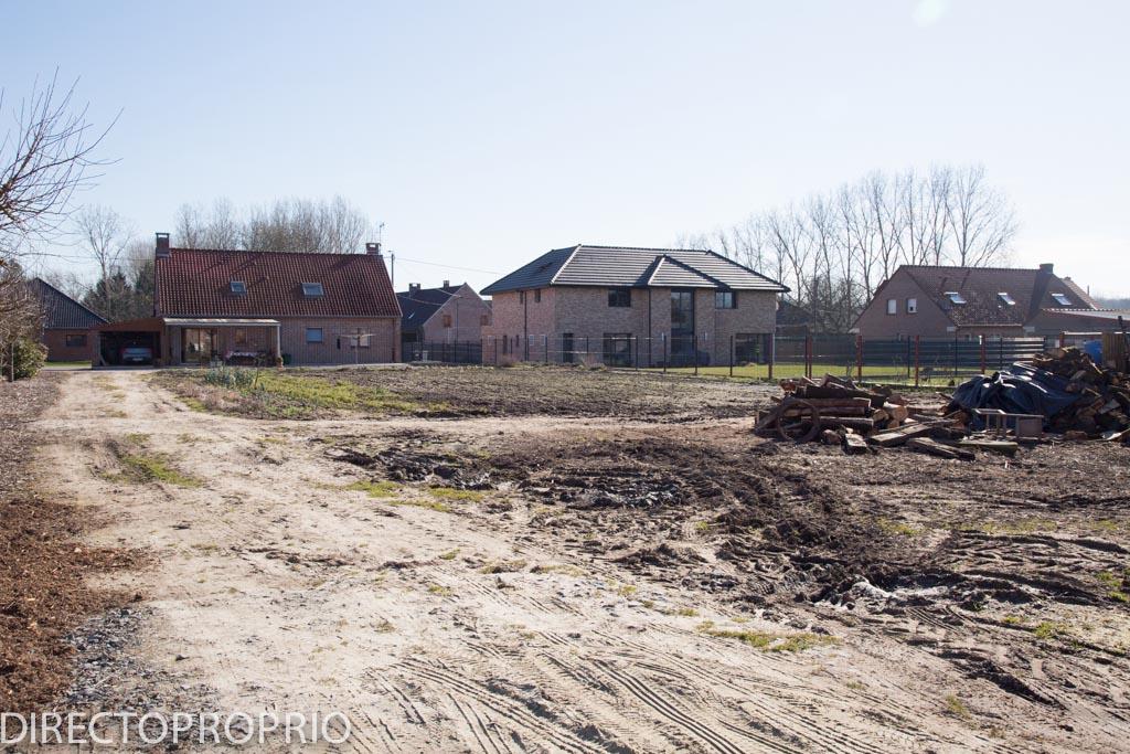 Terrain constructible 630 m2