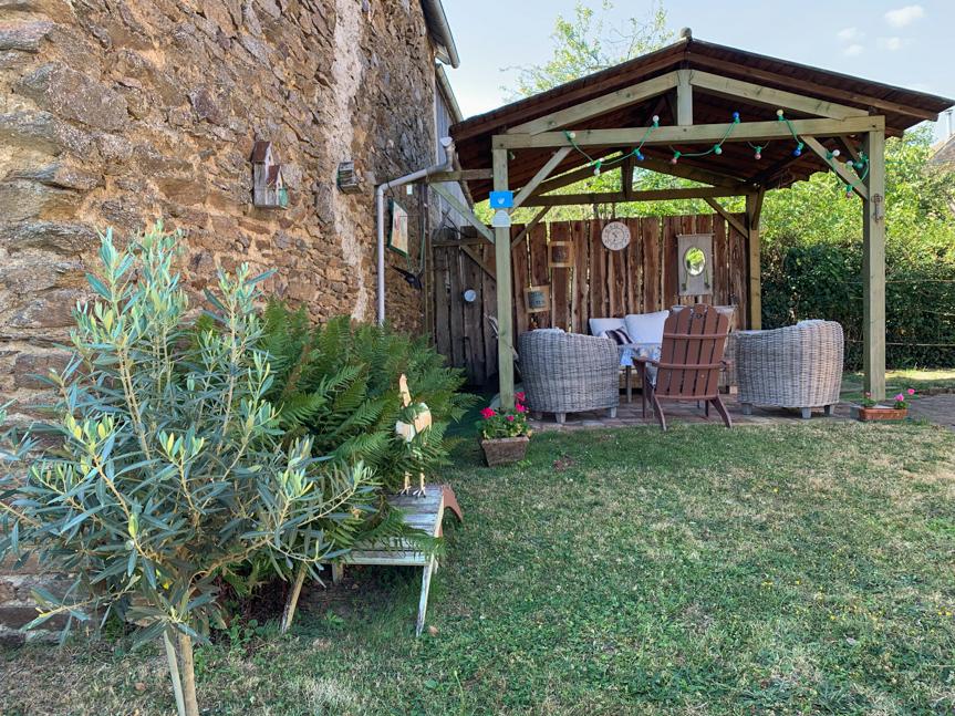 Maison de campagne dans le Berry
