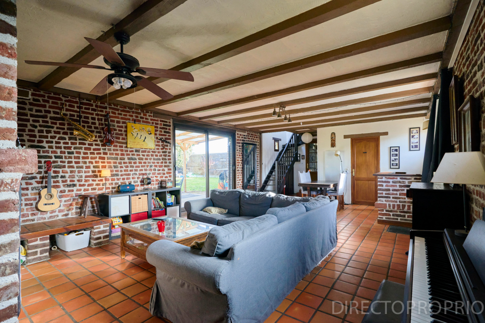 Maison de 190M2 possibilité 2 habitations